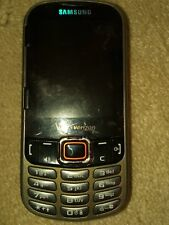 Samsung Intensity III SCH-U485 - Steel Gray (Verizon) Cellular Phone - used