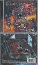 CD--RAWHEAD REX--DIARY IN BLACK-