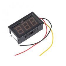 Pannello Voltmetro Amperometro Digitale LCD Misuratore DC 0 - 99.9V 3 Cifre