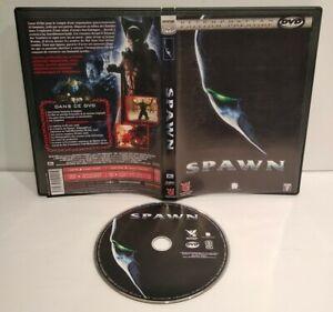 SPAWN Édition Prestige - Le film DVD - PAL Zone 2 - Complet - Très bon état