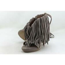 Jeffrey Campbell Gardin Women US 6 Taupe Platform Heel With the Original Box