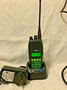 TAIT TP8100 TP8140 T03-00006-CAAA 400-470MHz complete with charger
