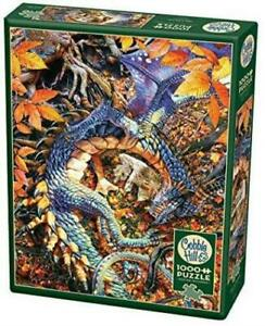 Cobble Hill Abby's Dragon 1000 Piece Fantasy Jigsaw Puzzle