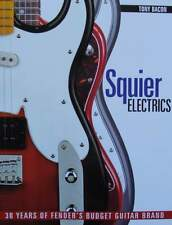 Livre/book Guitare Squier electrique (fender Electrics Guitars)