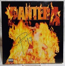 "Phil Anselmo ""Pantera"" Signed Autographed Album A"