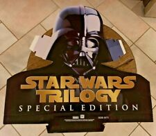 Star Wars Trilogy Special Edition Darth Vader Store Display