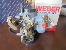 32 ICEV 26/250 Carburatore Weber Fiat Ritmo 60L 1150cc.