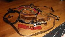 fancy woman's fashion belt, high quality, ACCESSORIZE , choose from 9 styles
