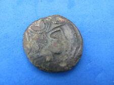 SCARCE Iberian coin of Emporiai / SPAIN  218-133  B.C.
