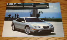 Original 2003 Chrysler 300M Deluxe Sales Brochure 03