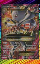 M Mewtwo EX Full Art-XY08:Impulsion Turbo-160/162 -Carte Pokemon Neuve Française