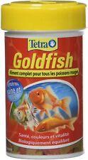 TETRA Goldfish - Aliment Complet en flocons pour Poisson Rouge - 100ml