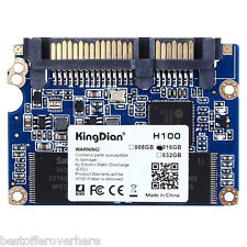 """KingDian H100 Solid State Drive SSD 1.8"""" SATA2 4-CH for Laptop POS Machine 16GB"""