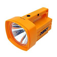 Dorcy Pro Series 300-Lumen Weather Resistant Rechargeable Outdoor LED Lantern AC