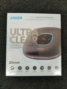 Anker PowerConf Bluetooth Speakerphone with 6 Microphones (A3301G11-A1)