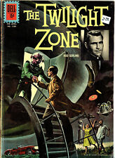 Tv Comics, Twilight Zone, The #1288 (Dell) 1962 (Vg+) Crandall / Evans art