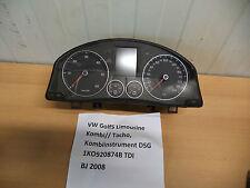 VW Golf5 Limousine // Tacho, Kombiinstrument DSG  1KO920874B  Bj 2008