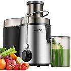"Juicer Centrifugal Juicer Machine Wide 3"" Feed Chute Juice Extractor AMR516 photo"