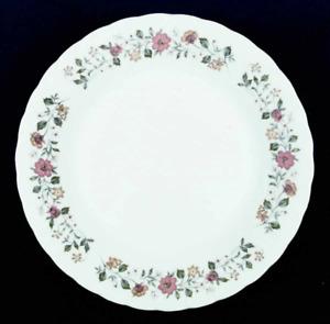 "Vintage Sheffield ""Bouquet Pattern"" Porcelain Fine China Dinner Plate 10 3/8 in."