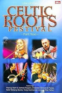 Celtic Roots Festival, Vol. 2    new  dvd  in seal