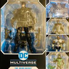 🦇🔥 ¡New! McFarlane 2020 Exclusive Dc Multiverse Batman Grim Knight Earth 32 44