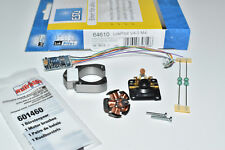ESU 64610 LokPilot 4.0 M4 mfx Digital- Decoder & Motor aus 60903 /60943 NEU &OVP