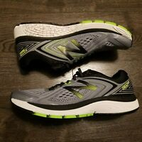 NEW BALANCE 860v8 Mens US 11 D Running Jogging Shoes Grey Volt Black M860GG8