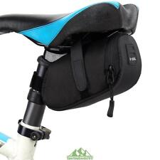 Waterproof Bike Saddle Bag Cycling Seat Pouch Bicycle Tail Rear Storage Pannier