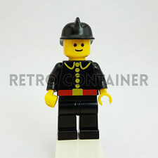 LEGO Minifigures - 1x firec004 - Fireman - Pompiere Omino Minifig 6382 6307 4025