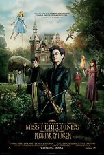 Miss Peregrine's Home for Peculiar Children Movie Poster (24x36) - Eva Green