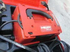 "HILTI  DG150 6"" diamond grinder professional kit  NICE   (794)"