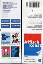 SVEZIA SWEDEN 2003 EUROPA/ART/POSTERS/AVIATION/ANIMALS/DANCE/BIRDS/AGRICULTURE