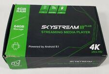 Skystream III Plus Streaming Media Player 4 GB Ram