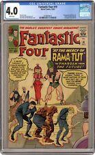 Fantastic Four #19 CGC 4.0 1963 3778018013