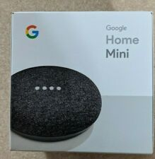 NEW Google Home Mini Smart Speaker with Google Assistant Charcoal GA00216-US NEW