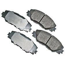 Front Brake Pads for PONTIAC SCION Vibe 2009-10 Scion TC 2011-14 Premium Brakes