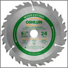 """OSHLUN SBW-055024 - 5-1/2"""" x 24T General Purpose Saw Blade"""