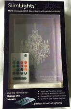 NEW in BOX ALOKA Colour Changing LED Slim Light