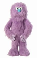Silly Puppets Monster (Purple) 30 inch Full Body Puppet