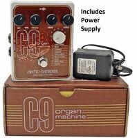 New Electro-Harmonix C9 Organ Machine (C 9) Guitar Effects Pedal EHX