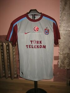 TRABZONSPOR Football Club Nike Away 2010/11 Jersey/Shirt size S