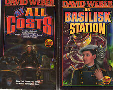 Complete Set Series - Lot of 13 Honor Harrington books by David Weber (Sci Fi)