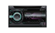 Sony Wx-900bt 220w Bluetooth Black Car Media Receiver WX900BT