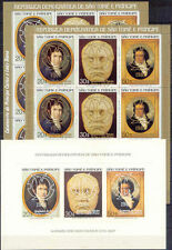Beethoven, Diana - Sao Tome - 2 KB + Luxusblock ** 1981
