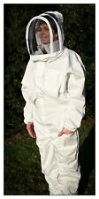 Adult All in One Budget Beekeeping Suit with Fencing Hood