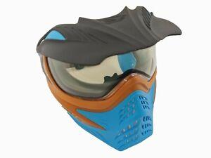 VForce Grill SC Orange Blue Thermalmaske Paintball Airsoft Magfed Gesichtsschutz