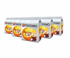 TASSIMO Morning Cafe Coffee Capsules Pods Refills T-Discs Pack of 5, 80 Drinks