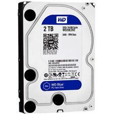 WD 2 TB WD20EZRZ 2TB  Blue™ BULK, Interne Festplatte, 3.5 Zoll