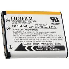 Genuine Fujifilm NP-45A Original Battery JZ200 JZ250 L55 T200 JX250 Z800 XP30