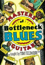 Tom Feldmann Masters Of Bottleneck Blues Guitar Learn to Play Lesson Music DVD